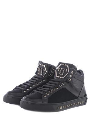 Sneakers high-top uomo Philipp Plein PHILIPP PLEIN | 12 | MSC07330291