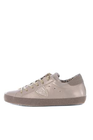 Sneakers donna Philippe Model paris glitter PHILIPPE MODEL | 5032245 | CGLDML16
