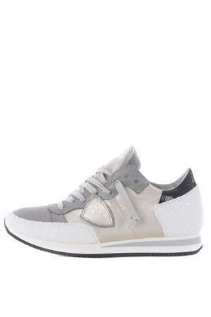 Sneakers donna Philippe Model tropez glitter PHILIPPE MODEL | 5032245 | TRLDGM21