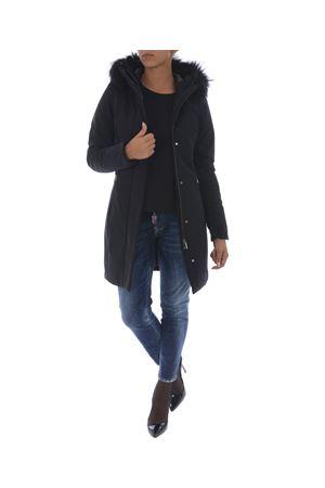 Giaccone RRD winter long lady fur RRD   13   W17501F10