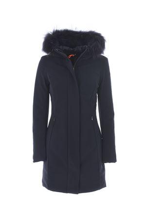 Giaccone RRD winter long lady fur RRD   13   W17501F60