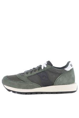 Sneakers uomo Saucony jazz original vintage in pelle scamosciata e nylon SAUCONY | 5032245 | 7036808