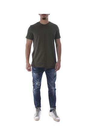 T-shirt Yes London YES LONDON | 8 | XM3626VERDE