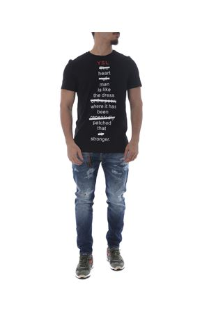 T-shirt Yes London YES LONDON | 8 | XM3645NERO
