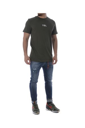 T-shirt Yes London YES LONDON | 8 | XM3646VERDE