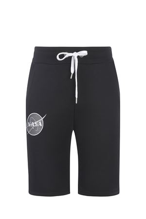 Alpha Industries Nasa Sweat tracksuit shorts ALPHA INDUSTRIES | 30 | 116362A03