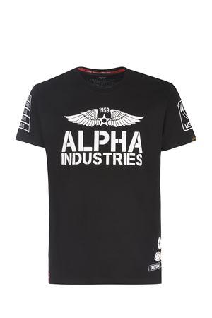 T-shirt Alpha Industries Rebel ALPHA INDUSTRIES | 8 | 19651803
