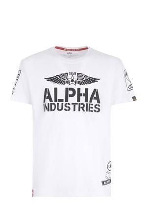 T-shirt Alpha Industries Rebel ALPHA INDUSTRIES | 8 | 19651809