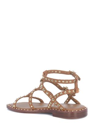Ash Maeva leather sandals ASH | 5032249 | MAEVANEW CINNAMON
