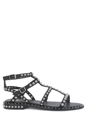 Ash Precious leather sandals ASH | 5032249 | PRECIOUSBLACK