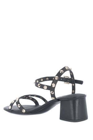 Ash Rikki leather sandals ASH | 5032249 | RIKKIBLACK