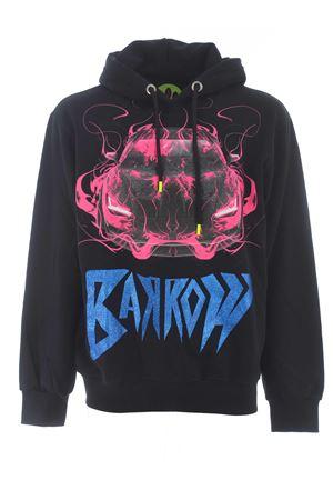 Barrow x Sfera Ebbasta cotton hoodie BARROW | 10000005 | 028388NERO