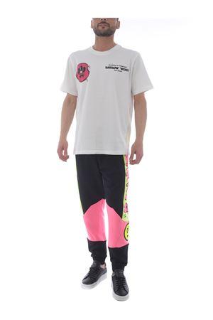 Pantaloni di tuta Barrow in cotone BARROW | 9 | 028389NERO
