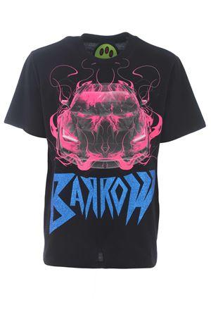 T-shirt Barrow x Sfera Ebbasta in cotone BARROW | 8 | 028392NERO