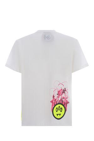 T-shirt Barrow x Sfera Ebbasta in cotone BARROW | 8 | 028392OFF WHITE