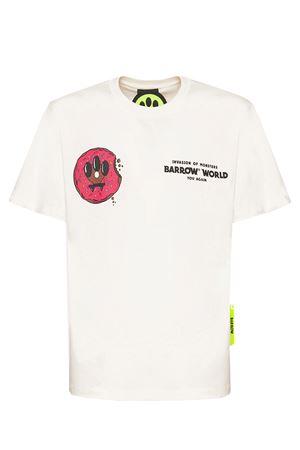 BARROW cotton T-shirt BARROW | 8 | 029135002