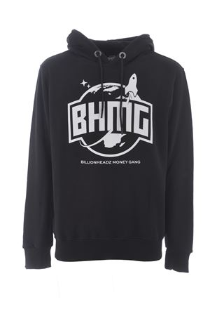 BHMG cotton sweatshirt BHMG | 10000005 | 028322NERO