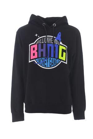 BHMG cotton sweatshirt BHMG | 10000005 | 029035NERO