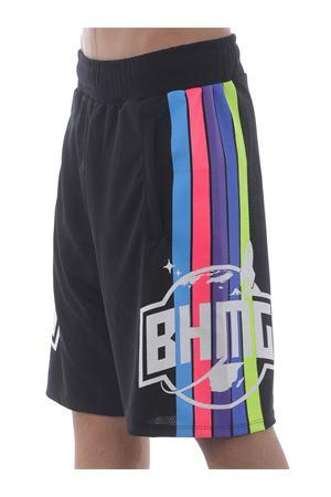Shorts BHMG in rete BHMG | 30 | 029040NERO