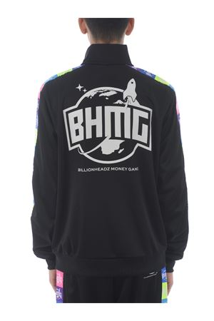 Felpa BHMG in triacetato BHMG | 10000005 | 029042NERO