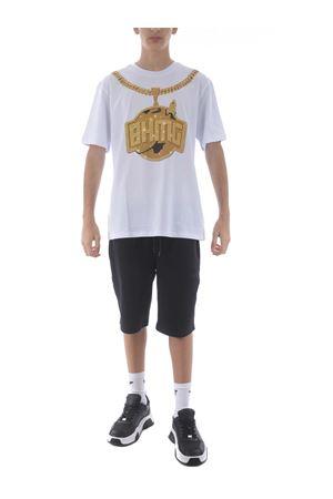 T-shirt BHMG in cotone BHMG | 8 | 029109BIANCO