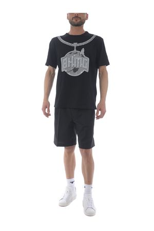 T-shirt BHMG in cotone BHMG | 8 | 029109NERO