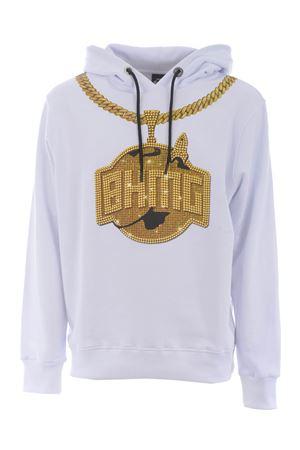 BHMG cotton sweatshirt BHMG | 10000005 | 029113BIANCO