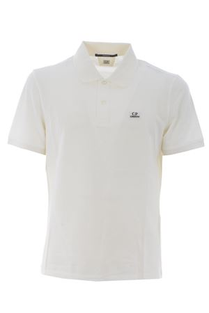 C.P. Company stretch cotton pique polo shirt C.P. COMPANY | 2 | CMPL068A5263W-103