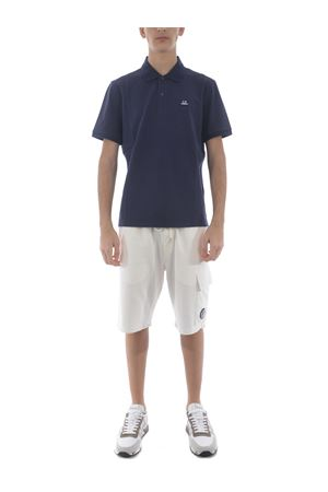C.P. Company stretch cotton pique polo shirt C.P. COMPANY | 2 | CMPL068A5263W-882