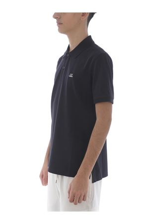 C.P. Company stretch cotton pique polo shirt C.P. COMPANY | 2 | CMPL068A5263W-999