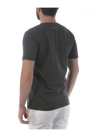 T-shirt Grey Daniele Alessandrini Balsamico in cotone D.A. DANIELE ALESSANDRINI | 8 | M7485E647-133