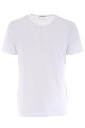 T-shirt Grey Daniele Alessandrini Balsamico in cotone D.A. DANIELE ALESSANDRINI | 8 | M7485E647-2