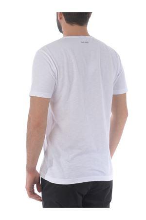 Grey Daniele Alessandrini Balsamico cotton T-shirt D.A. DANIELE ALESSANDRINI | 8 | M7485E647-2
