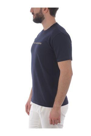 T-shirt Grey Daniele Alessandrini Creme Caramel in cotone stretch D.A. DANIELE ALESSANDRINI | 8 | M9186A33-23