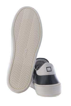 Low sneaker D.A.T.E. Ace Calf in leather DATE | 5032245 | M341-AC-CABK
