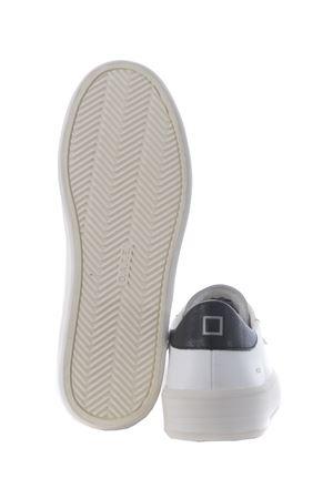 Low sneaker D.A.T.E. Ace Calf in leather DATE | 5032245 | M341-AC-CAWB