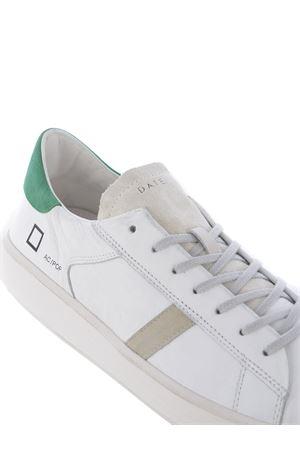 Low sneaker D.A.T.E. Ace Pop in leather DATE | 5032245 | M341-AC-POWG