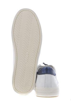 D.A.T.E. Hill Low Vintage Calf leather sneakers DATE | 5032245 | M341-HL-VCWK