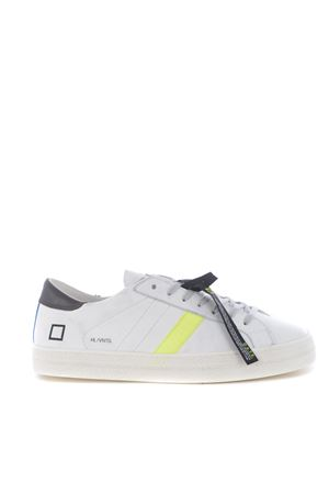 Low sneaker D.A.T.E. Hill Low Vintage Calf in leather DATE | 5032245 | M341-HL-VCWY