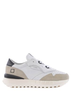 D.A.T.E Luna Colored leather sneakers DATE | 5032245 | M341-LN-COWN