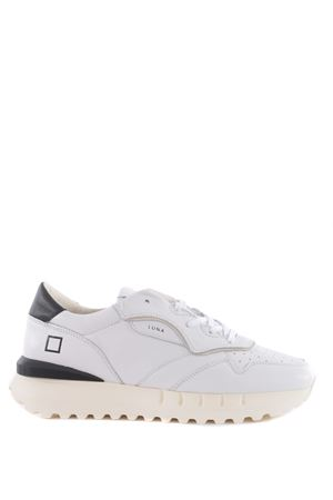 Sneakers D.A.T.E Luna Class in pelle DATE | 5032245 | M341-LN-CSWB