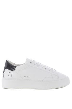 D.A.T.E. Sfera Calf leather sneaker DATE | 5032245 | W341-SF-CAWB