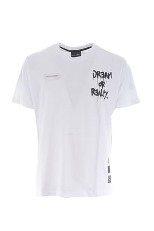 Disclaimer cotton t-shirt  DISCLAIMER | 8 | 50587BIANCO
