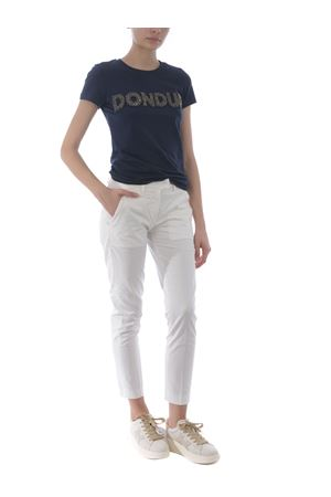 Pantaloni Dondup Perfect in cotone stretch DONDUP | 9 | DP066RSE036PTD-001