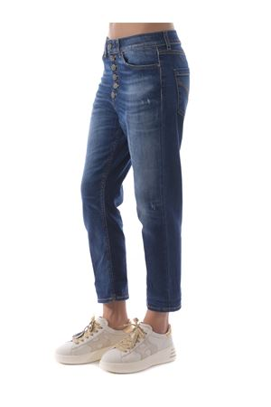 Dondup koons Gioiello jeans in stretch denim DONDUP | 24 | DP268BDS0296BB6-800
