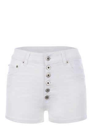 Dondup Klum stretch cotton shorts DONDUP | 30 | DP277BBS0030PTD-000