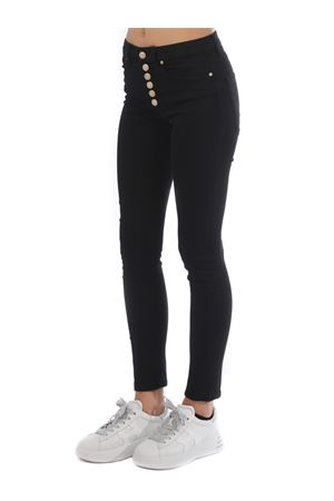 Jeans Dondup Iris Bottoniera in cotone stretch DONDUP | 9 | DP450BBS0026PTD-999