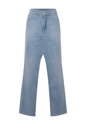 Dondup stretch denim skirt DONDUP | 15 | G483DS0107BE8-800