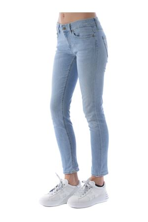 Dondup Monroe jeans in stretch denim DONDUP | 24 | P692DS0296BB7-800