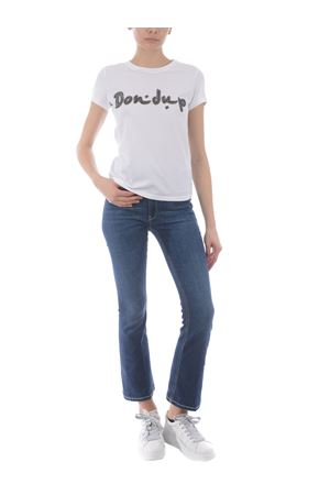 Dondup stretch cotton T-shirt DONDUP | 8 | S007JS0241BI3-000